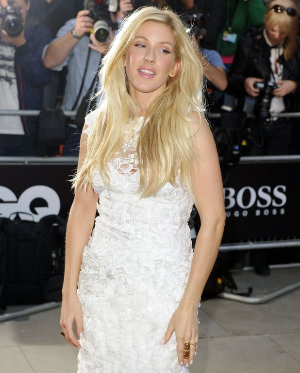 Ellie Goulding, GQ Men of the Year Awards in association with Hugo Boss, Royal Opera House, London, Britain - 02 Sep 2014