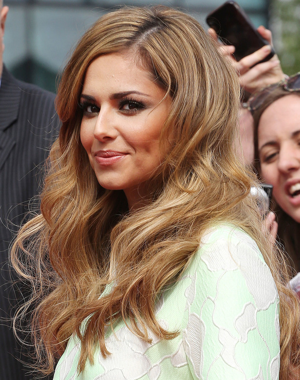 Cheryl Fernandez-Versini, X Factor London Auditions at Wembley Arena, 1 August 2014