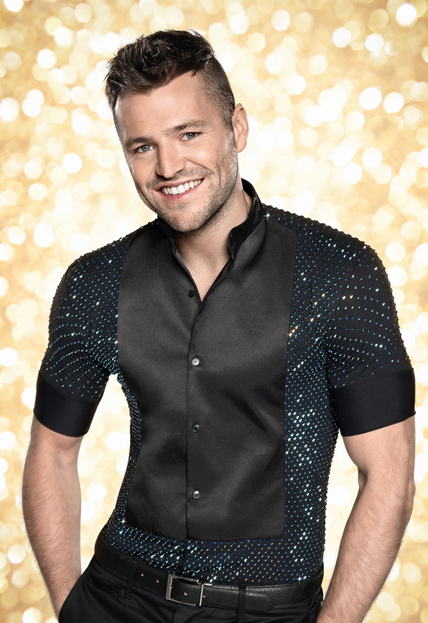 Strictly Come Dancing 2014 lineup: Mark Wright