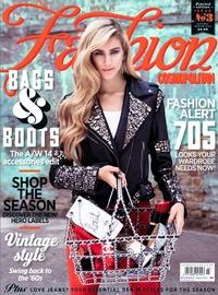 Cosmopolitan FASHION - on sale 16th September 2014