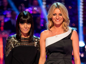 Strictly Come Dancing's Claudia Winkleman and Tess Daly. Transmission Date: 07/9/2014