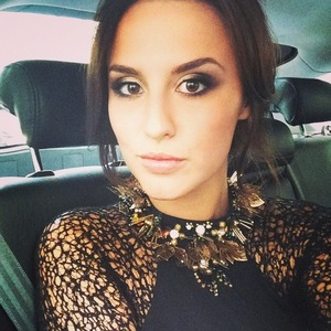 Lucy Watson at the TV Choice Awards, London 8 September