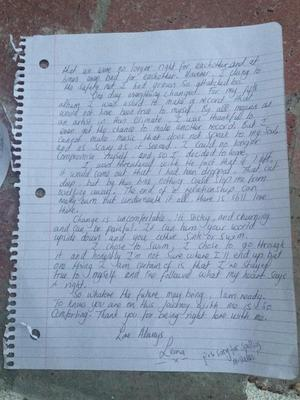 Leona Lewis writes an open letter to fans about feeling worried and depressed - 8 September 2014