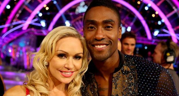 Strictly Come Dancing 2014 celebrity and professional dancer pairings announced: Simon Webbe and Kristina Rihanoff