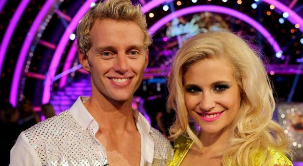 Strictly Come Dancing 2014 celebrity and professional dancer pairings announced: Pixie Lott and Trent Whiddon