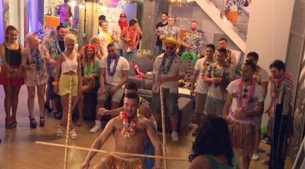 Geordie Shore finale, Scott Timlin's birthday party, MTV 9 September
