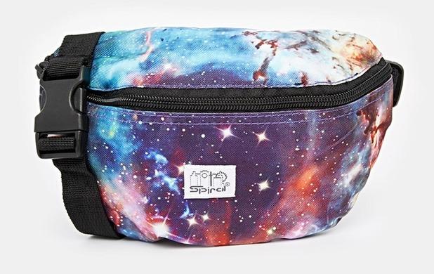 ASOS Spiral Harvard Bum Bag, £10