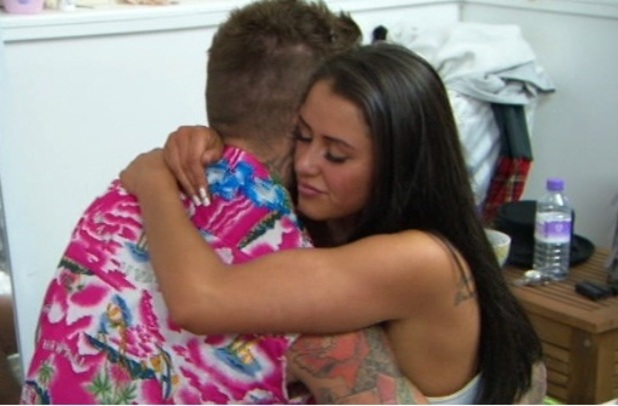 Geordie Shore finale, Aaron Chalmers and Marnie Simpson get close, MTV 9 September