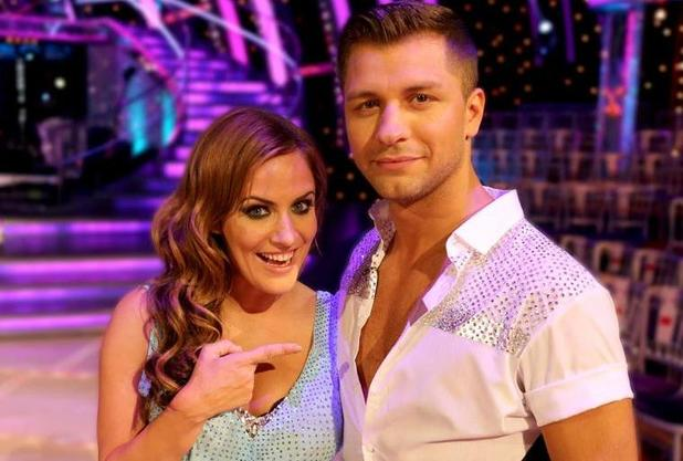 Strictly Come Dancing 2014 celebrity and professional dancer pairings announced: Caroline Flack and Pasha Kovalev