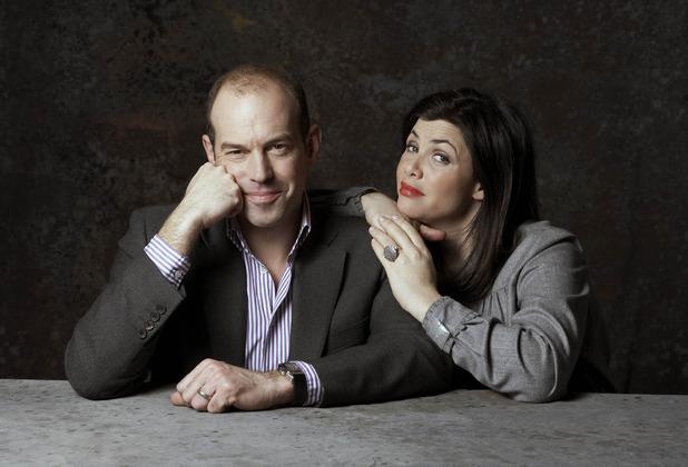 Location, Location, Location's Phil Spencer and Kirstie Allsopp.