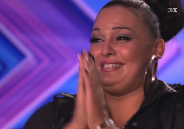 Monica Michael auditions for The X Factor - 6 September 2014