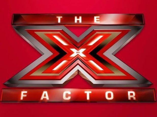 X Factor 2014 logo.