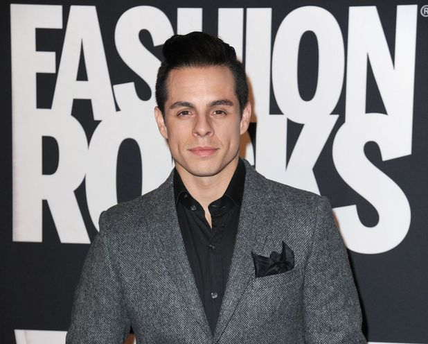 Casper Smart attends Fashion Rocks, New York, US 9 September