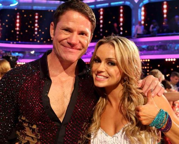 Strictly Come Dancing 2014 celebrity and professional dancer pairings announced: Steve Backshall and Ola Jordan