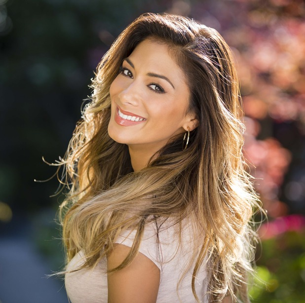 Nicole Scherzinger poses as the face of Proactiv+ - September 2014