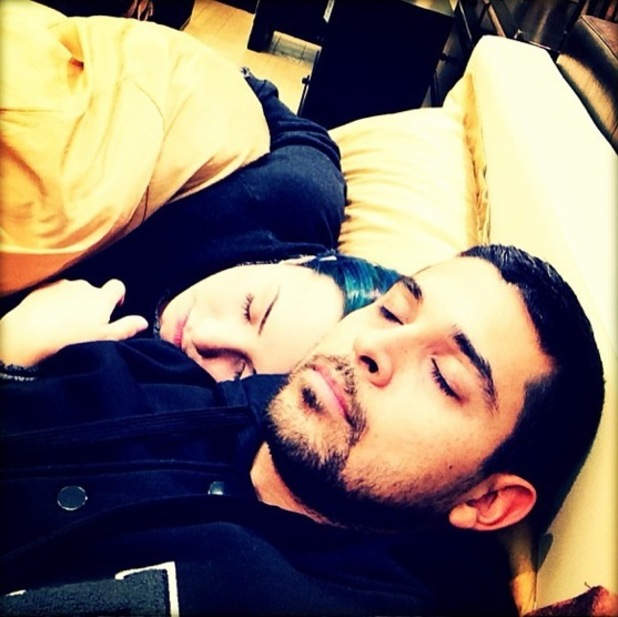 Demi Lovato and boyfriend Wilmer Valderrama 11 September