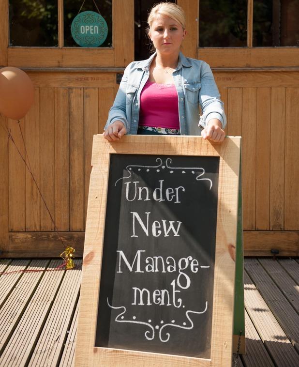 Hollyoaks, Esther's Magic Bean, Thu 11 Sep