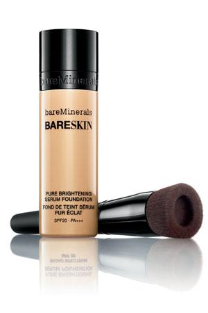 Bare Minerals Bareskin Pure Brightening Serum Foundation, £26