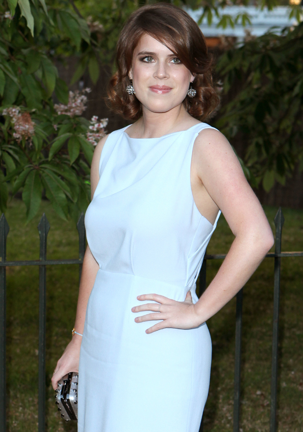 Princess Eugenie, The Serpentine Gallery Summer Party - Arrivals, 2014