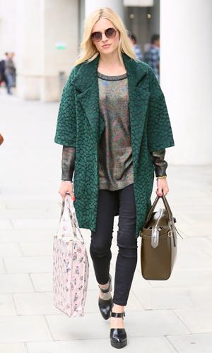 Fearne Cotton leaving BBC Radio 1 on 11 September 2014
