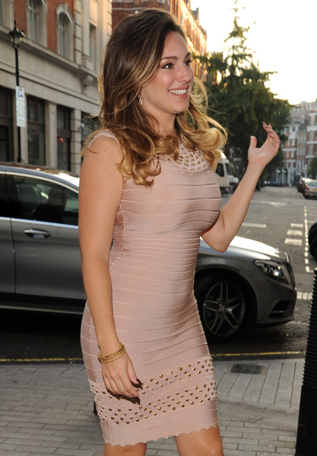 Kelly Brook autobiography