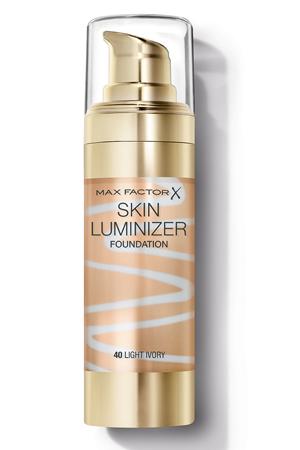 Max Factor Skin Luminizer Foundation, £12.99