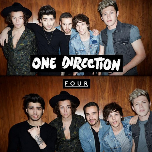 One Direction announce fourth album, Four, to be released 17 November 2014