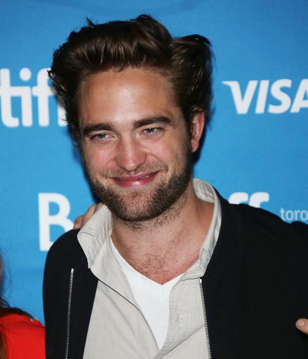 Robert Pattinson at Toronto International Film Festival - 'Maps To The Stars' - Photocall, 2014