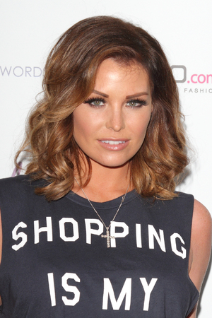 Jessica Wright, Style For Stroke T Shirt Launch party - hosted by Nick Ede - at Werewolf, Piccadilly, London, 29 May 2014