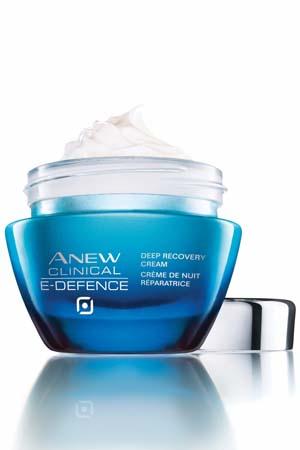 Avon Anew Clinical E-Defence Deep Recovery Cream, £20