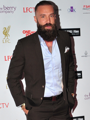 Calum Best, 'One Night in Istanbul' at the Odeon Cinema Liverpool One - Arrivals, 11 September 2014