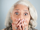 Granny can't stop swearing after suffering a stroke