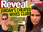Jordan's Cheated Wives Club & Teenage Trout Pouts in the NEW issue of Reveal