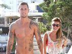 TOWIE's Georgia Kousoulou and Dan Osborne soak up the sun in Ibiza