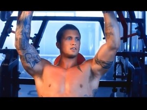 TOWIE's Dan Osborne in the gym in new ITVBe trailer - 23 September.