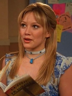 Hilary Duff as Lizzie McGuire 2001-2003