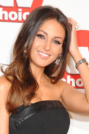 Michelle Keegan attends the TV Choice Awards 2014 at the London Hilton on September 8, 2014 in London, England.