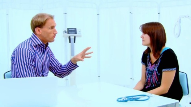 Dr Christian on Embarrassing Bodies 2012
