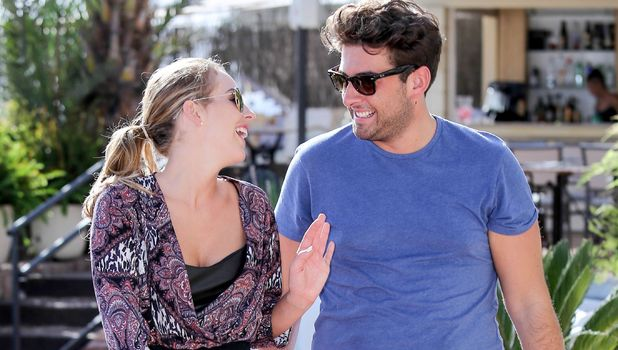 Lydia Bright and James Arg Argent, Mercedes Bar, Ibiza, Spain 21 September