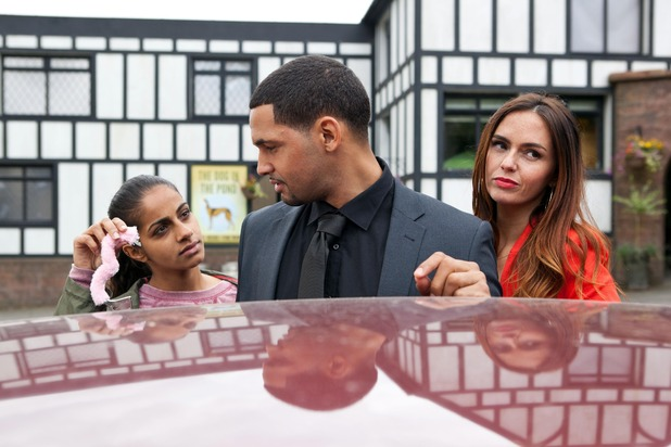 Hollyoaks, Sonny kidnapped, Thu 25 Sep