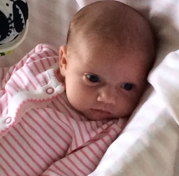 Katie Price shares photos of newborn daughter, Bunny, on YouGossip 24 September