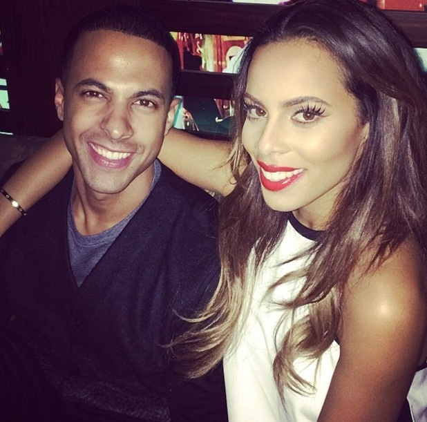 The Saturdays, Rochelle and Marvin Humes after Sats Bournemouth date on Greatest Hits Live tour 22 September