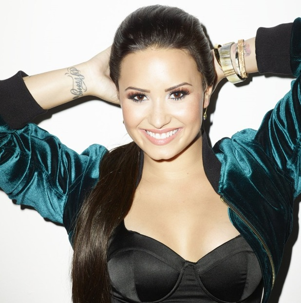 Demi Lovato poses as the new global brand ambassador of N.Y.C. New York Color - September 2014
