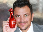 Peter Andre has a new love interest in his life - a bottle of perfume