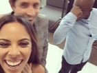 Rochelle Humes, Grimmy, Melvin O'Doom reunite for Sweat The Small Stuff