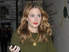 Rosie Fortescue nails autumn dressing in over-the-knee boots