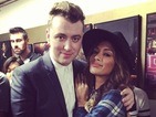 Nicole Scherzinger praises Sam Smith after concert in Los Angeles