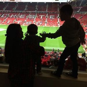 Coleen Rooney takes her sons Kai and Klay to the football - 29 September 2014
