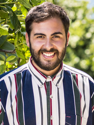 Andrea Faustini auditions at X Factor Judges' Houses - 30 Sep 2014