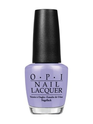 OPI Nail Colour in You're Such a Budapest, £11.95
